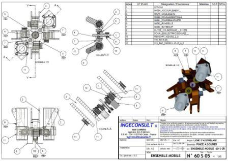 Invention robot soudage